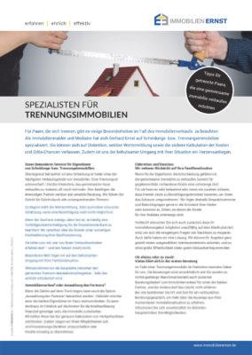 Wir Sind Ihre Experten Und Spezialisten In Köln Für Trennungsimmobilien