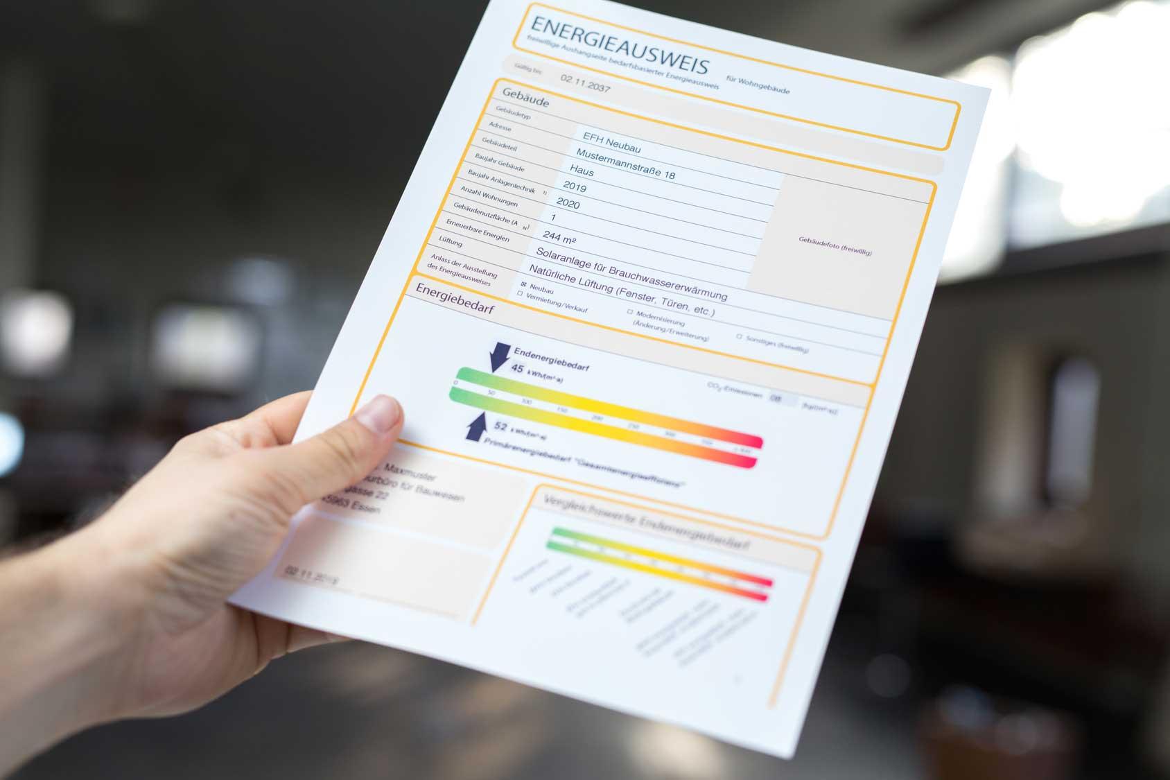 Der Energieausweis: Was Sollten Sie Beim Immobilienverkauf Beachten?