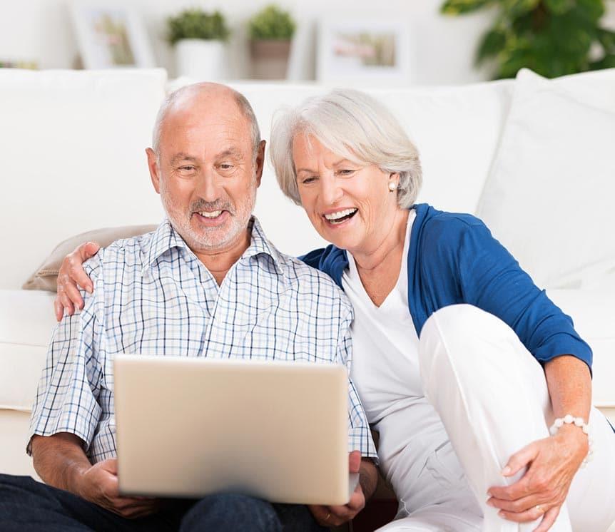 Zufriedene Eigentümer vertrauen auf unsere Leistungen beim Verkauf ihres Hauses