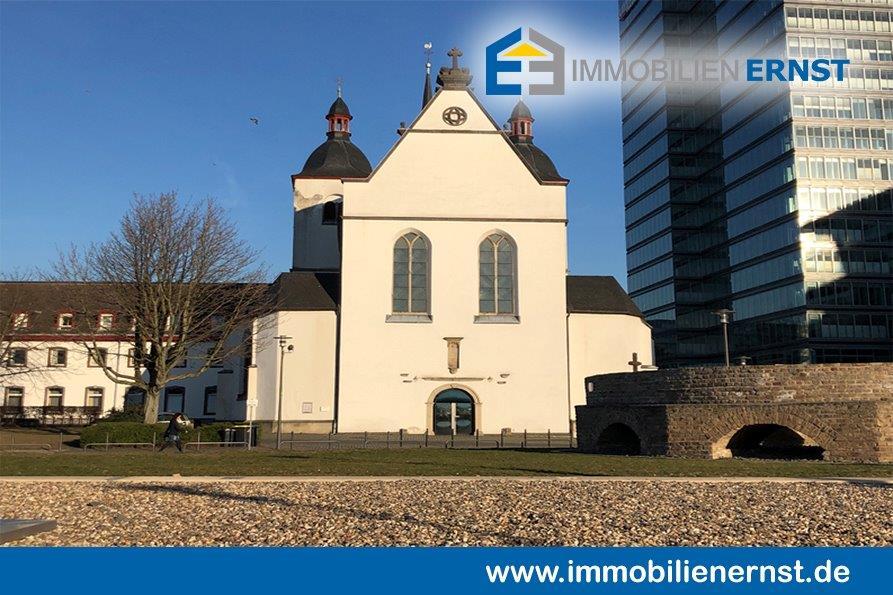 Kirche In Deutz Sankt Heribert