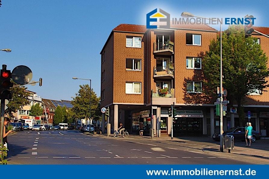 Hauptstrasse In Köln-Vingst
